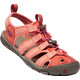 Keen Clearwater CNX Sandals Women Summer Fig/Crabapple